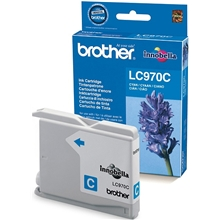 Brother LC970 Cyan LC970C