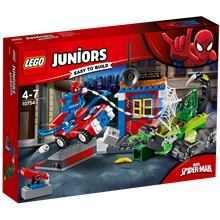 10754 LEGO Juniors Spider Man Scorpion Gatu