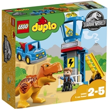 10880 LEGO DUPLO Jurassic World TRex Torn