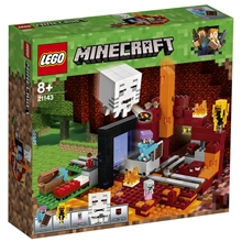 21143 LEGO Minecraft Nether-portalen