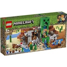 21155 LEGO Minecraft Creeper Gruvan