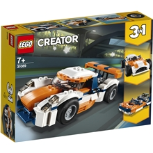 31089 LEGO Creator Orange Racerbil