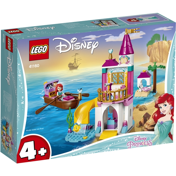 41160 LEGO Disney Princess Ariels slott vid havet (Bild 1 av 3)