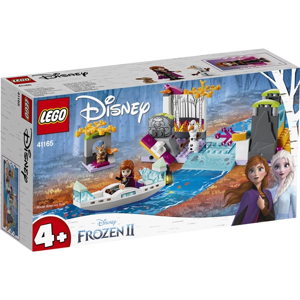 41165 LEGO Disney Princess Annas Kanotexpedition (Bild 1 av 3)
