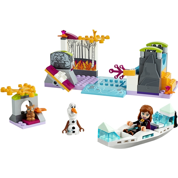 41165 LEGO Disney Princess Annas Kanotexpedition (Bild 3 av 3)