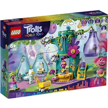 41255 LEGO Trolls Kalas i Pop Village
