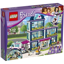 41318 LEGO Friends Heartlakes Sjukhus