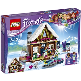 41323 LEGO Friends Vinterresort Stuga