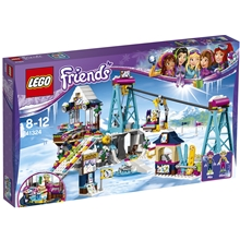 41324 LEGO Friends Vinterresort Skidlift
