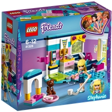 41328 LEGO Friends Stephanies Sovrum
