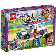 41333 LEGO Friends Olivias Uppdragsfordon