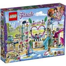 41347 LEGO Friends Heartlake Citys resort
