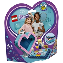 41356 LEGO Friends Stephanies Hjärtask