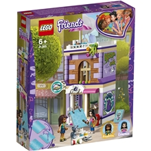 41365 LEGO Friends Emmas Ateljé
