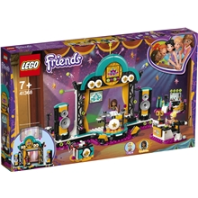 41368 LEGO Friends Andreas Talangshow