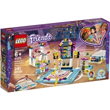 41372 LEGO Friends Stephanies Gymnastikuppvisning