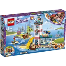 41380 LEGO Friends Fyrens Räddningscenter