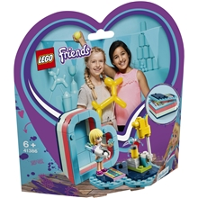 41386 LEGO Friends Stephanies Sommarhjärtask