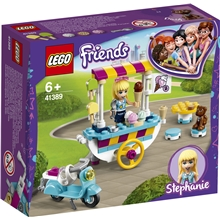 41389 LEGO Friends Glassvagn