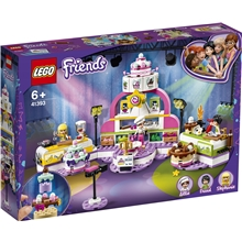 41393 LEGO Friends Baktävling