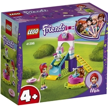 41396 LEGO Friends Valplekplats
