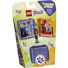 41400 LEGO Friends Andreas Lekkub