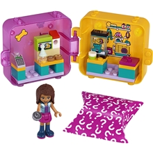 41405 LEGO Friends Andreas Shoppinglekkub
