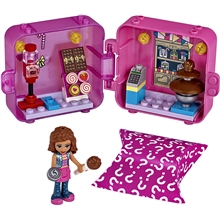41407 LEGO Friends Olivias Shoppinglekkub