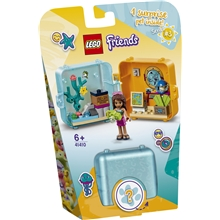 41410 LEGO Friends Andreas Sommarlekkub