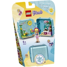 41411 LEGO Friends Stephanies Sommarlekkub