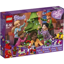 41353 LEGO Friends Adventskalender