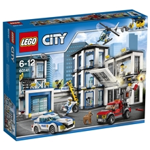 60141 LEGO City Polisstation