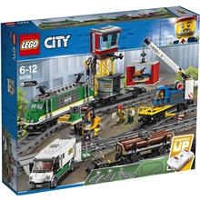 60198 LEGO City Trains Godståg