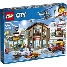 60203 LEGO City Skidresort