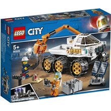 60225 LEGO City Space Port Testkörning av Rover