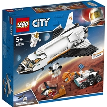 60226 LEGO City Space Port Marsforskningsfarkost