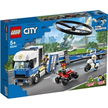 60244 LEGO City Police Polishelikoptertransport