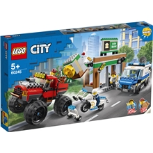 60245 LEGO City Police Monstertruckskupp