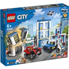 60246 LEGO City Police Polisstation