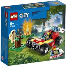 60247 LEGO City Fire Skogsbrand
