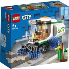 60249 LEGO City Great Vehicles Sopmaskin