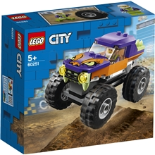 60251 LEGO City Great Vehicles Monstertruck