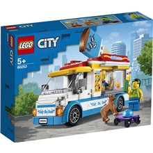 60253 LEGO City Great Vehicle Glassbil