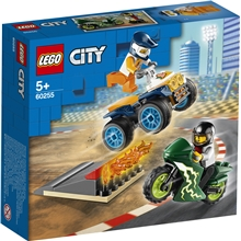 60255 LEGO City Turbo Wheels Stuntteam