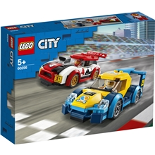 60256 LEGO City Turbo Wheels Racerbilar