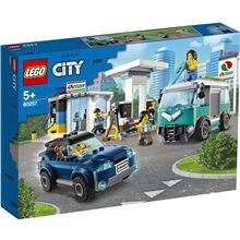 60257 LEGO City Turbo Wheels Bensinstation