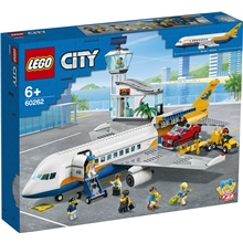 60262 LEGO City Passagerarflygplan