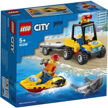 60286 LEGO City Great Vehicles Strandräddning