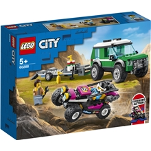 60288 LEGO City GreatVehicles Transport Racerbuggy