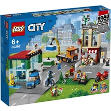 60292 LEGO City Community Stadscentrum